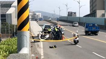 獨/文林橋「槽化線」上女大生喪命 用路人轟:設計有問題