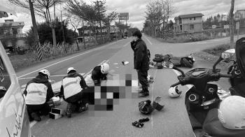 男友遭水泥車輾斃!警嗆她「不會閃?」 最新消息曝