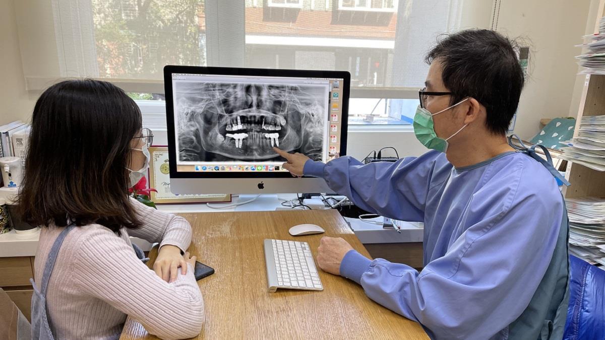 害怕看牙醫是因為對醫師信任度不足!植牙專家張箭球分享建立信任感