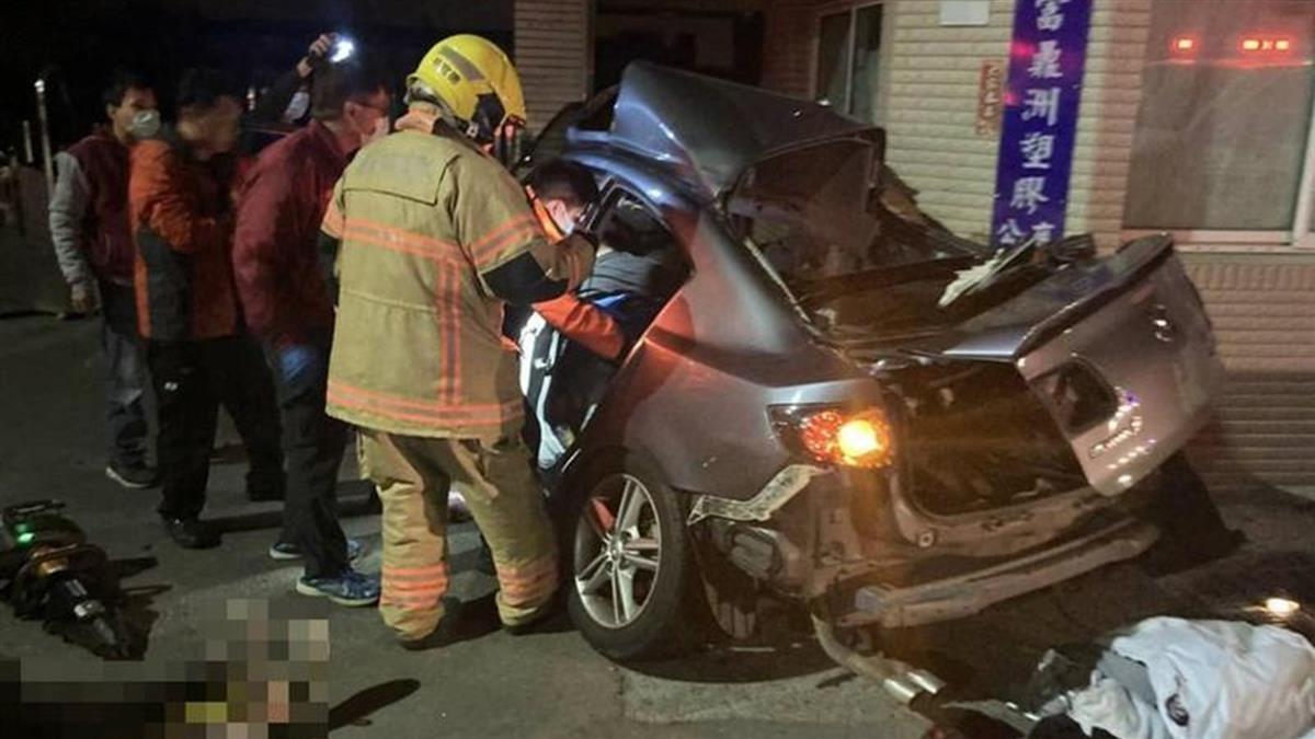 最小僅16歲!台南無照車禍釀6死 車內位置圖曝光