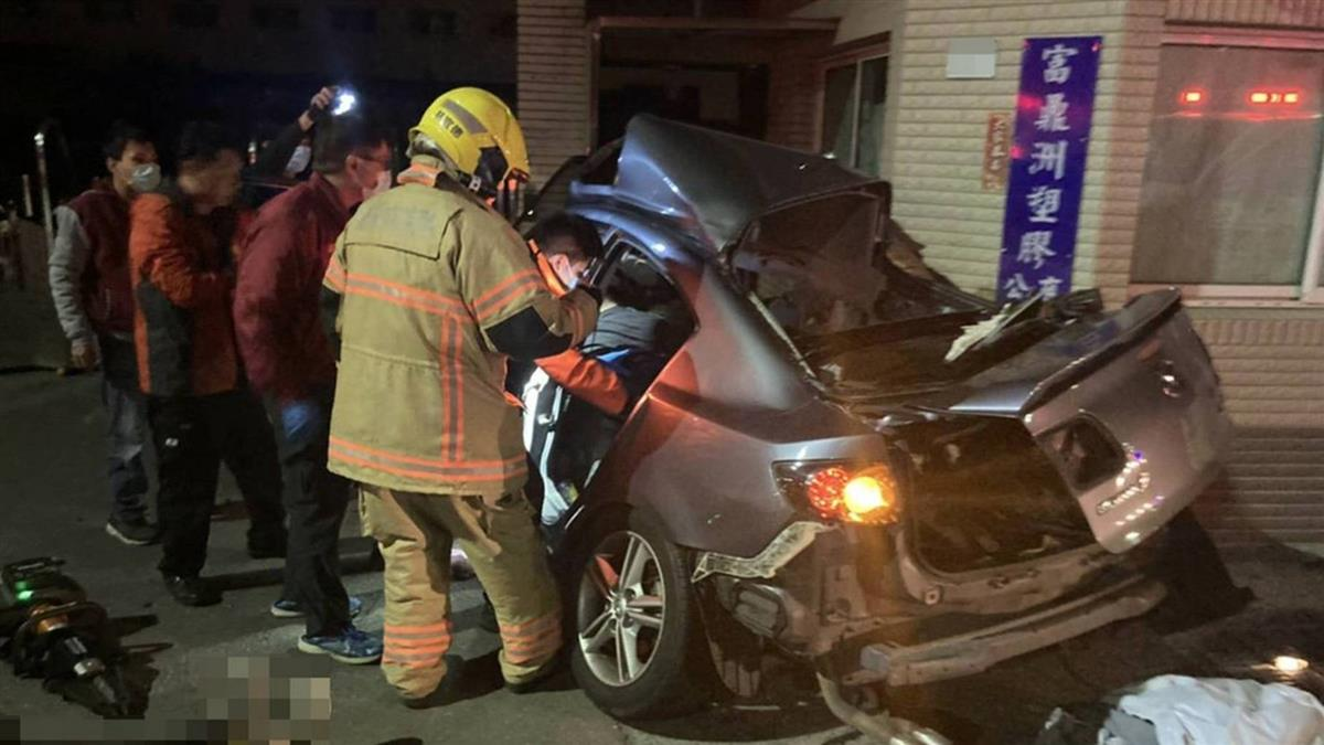 台南車禍釀6死 南檢判定死於頸椎斷裂與氣血胸