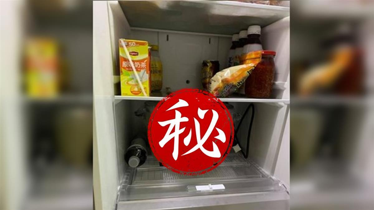 她請天兵室友冰整鍋雞湯 連電鍋也放進冰箱超傻眼