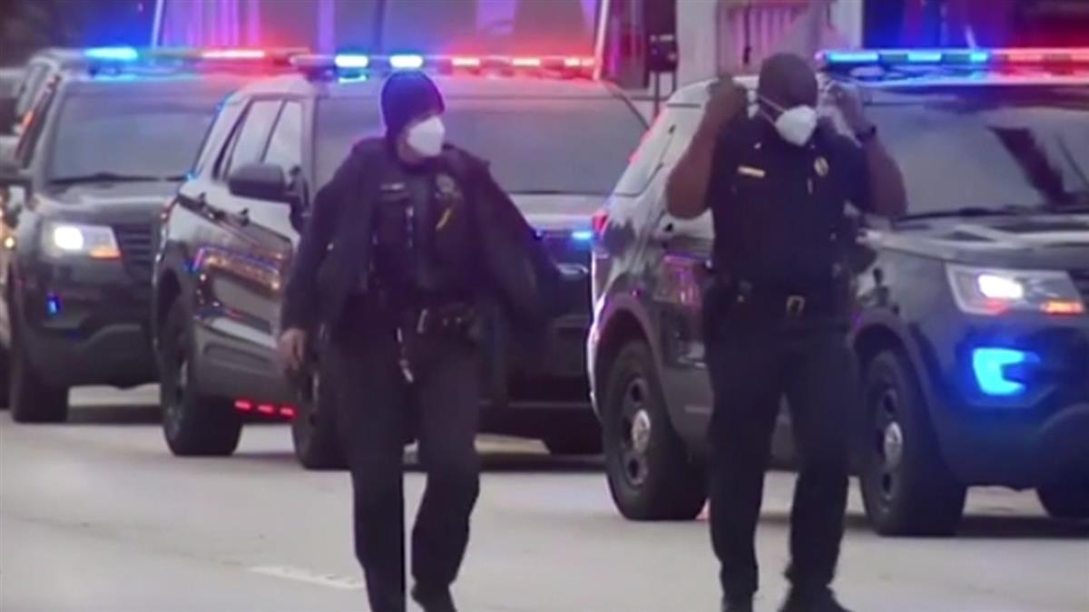 FBI死傷最慘重1天 突襲爆槍戰探員2死3傷