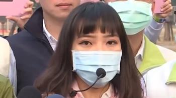 太緊張?吳怡農挺黃捷 頻口誤稱「台北市議員」