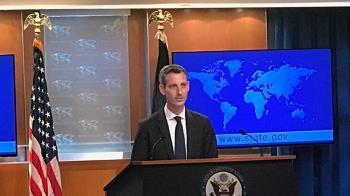 拜登上任發聲挺台 美國務院發言人:一中政策不變