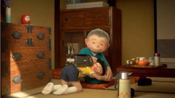 大雄的阿嬤太催淚 《哆啦A夢2》看完妝都哭花了