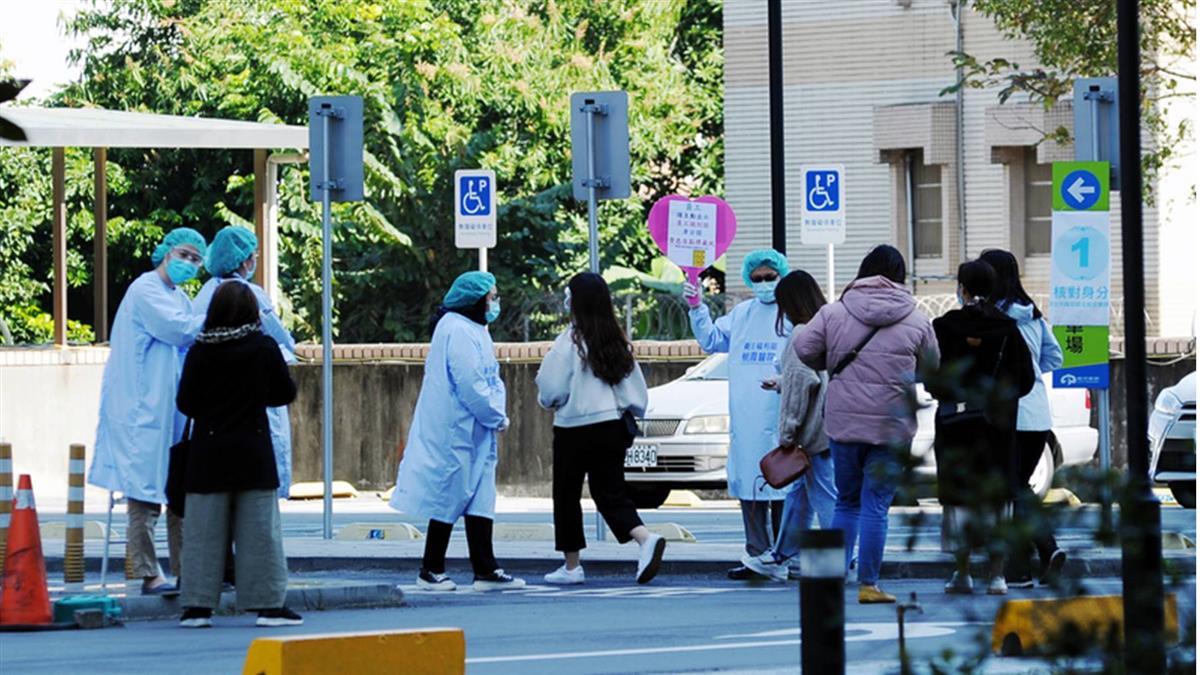 桃園醫院連5天零確診 陳時中:疫情都在掌握中