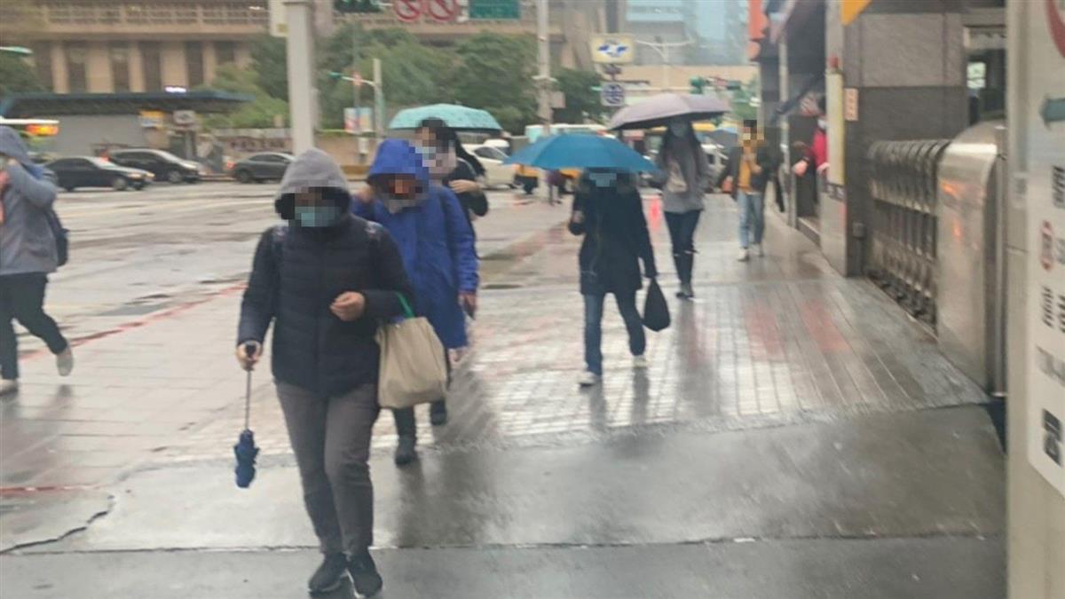 好天氣毀了!小年夜全台濕涼  這天東北季風來襲再降溫