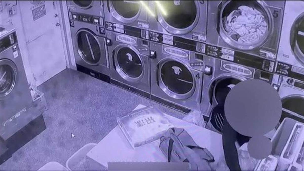 新竹洗衣店驚見棄嬰 狠阿公養不起竟裝袋丟包
