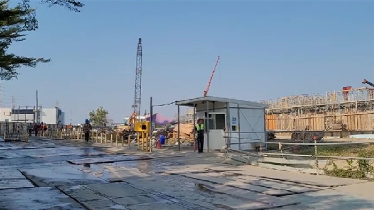 快訊/南科再生水廠施工意外 女工墜6米深水槽慘死