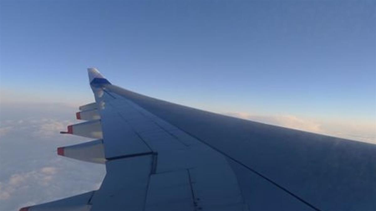 16歲男抓飛機起落架 飛6000尺忍低溫1hr偷渡成功