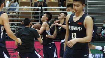 HBL》東泰爆冷擊敗衛冕軍能仁 隊史首闖4強