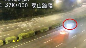 國道逆向「時速破百」狂飆16公里 44歲女遭警攔截下場慘了