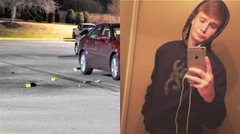 開玩笑鬧出人命!20歲網紅持刀假裝搶劫 當場遭路人開槍擊斃