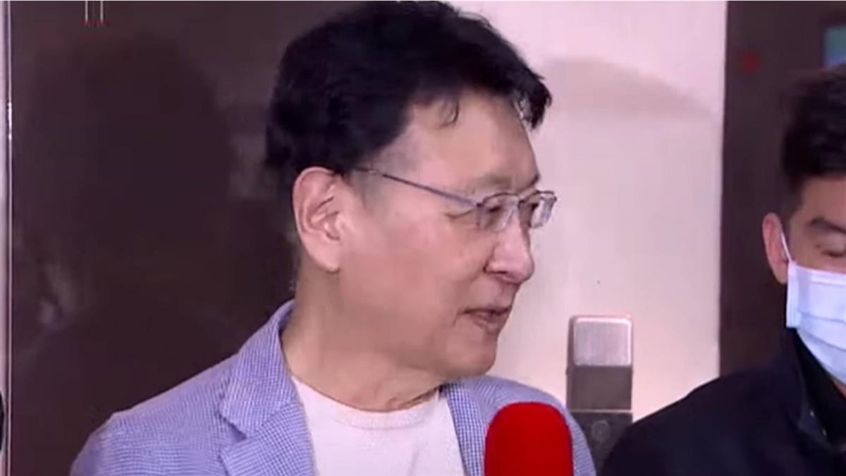 爭取代表國民黨選總統 趙少康:讓台灣再次偉大