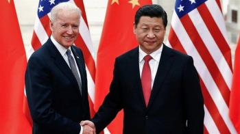 拜登稱與中國「不衝突」而是「極為激烈的競爭」 習近平「骨子裏無民主」