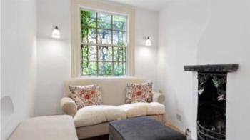 倫敦最窄「苗條屋」寬僅1.67m 近新台幣3700萬求售