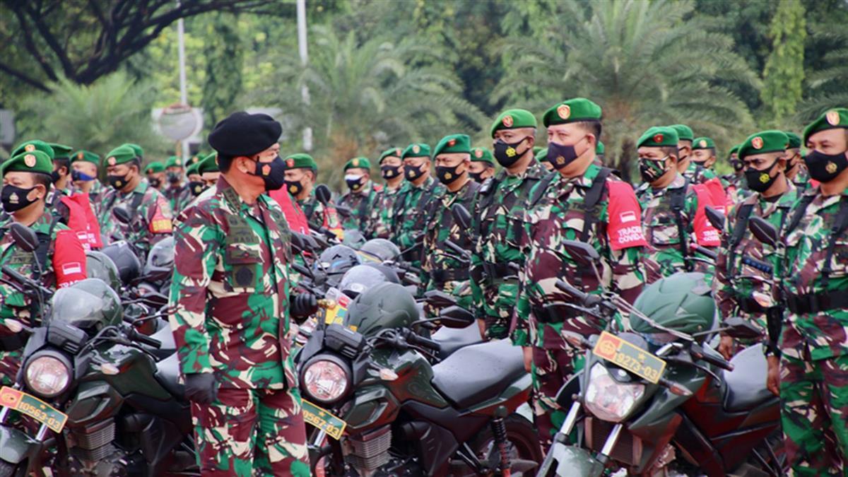 印尼訓練一萬名士兵 協助大規模接種疫苗