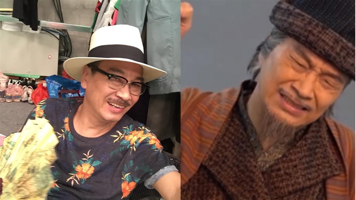 69歲吳孟達爆心臟病發作 拍戲一半突摀胸…畫面流出