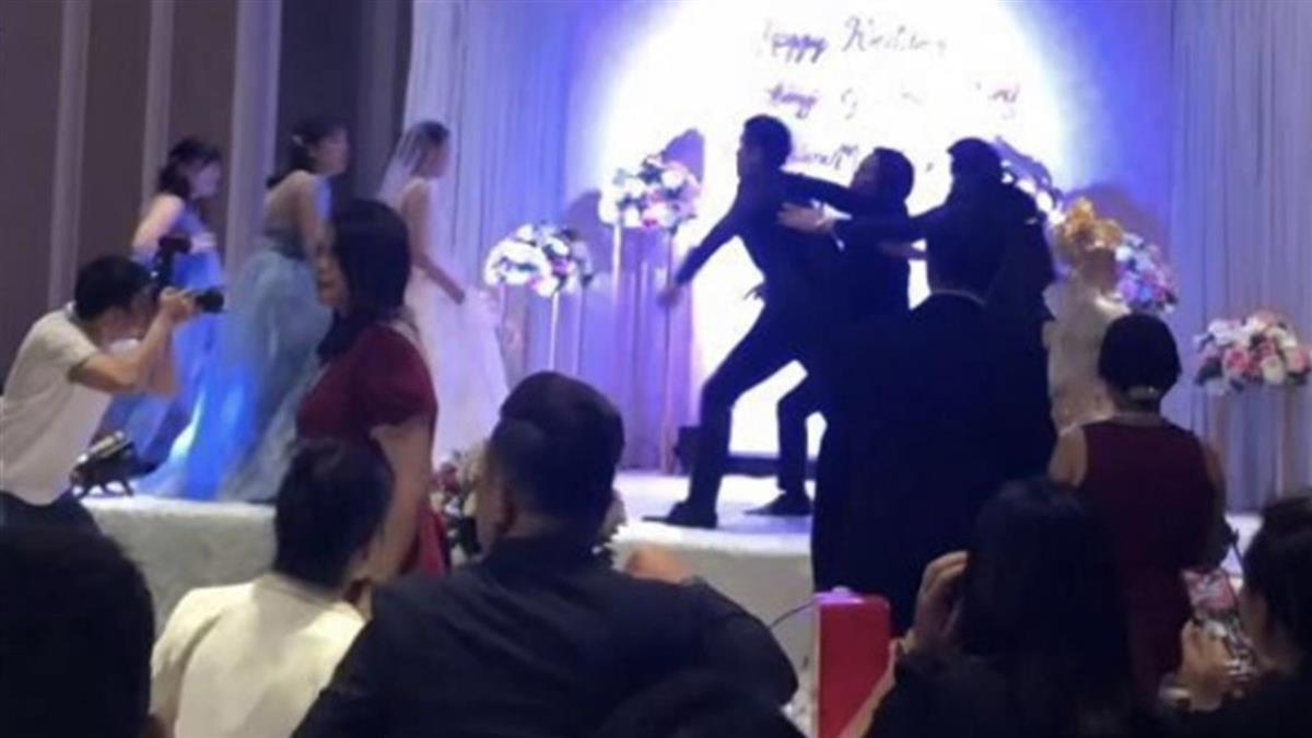 新郎復仇!婚禮放新娘床上動作片 男主角竟是姊夫