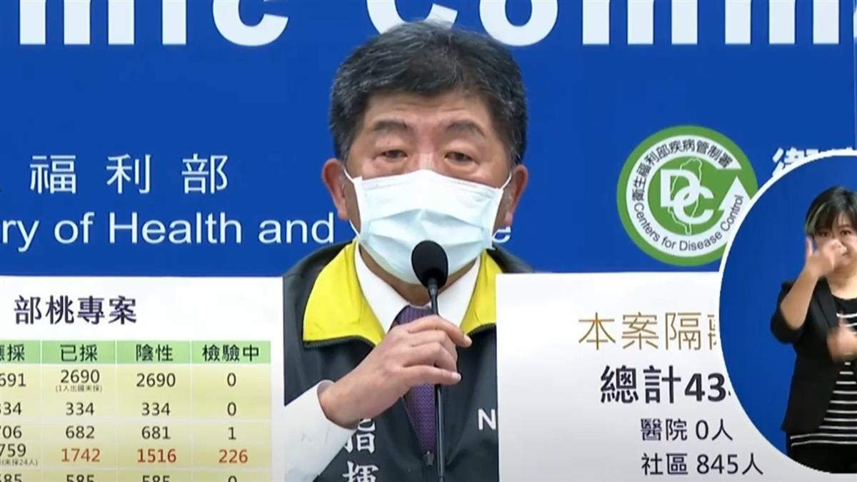 新冠疫苗恐需每年打 陳時中坦言認同流感化