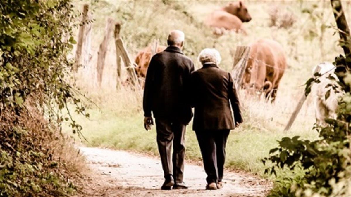 躺病床緊握彼此!91歲翁染新冠過世 結髮妻3天後跟著走