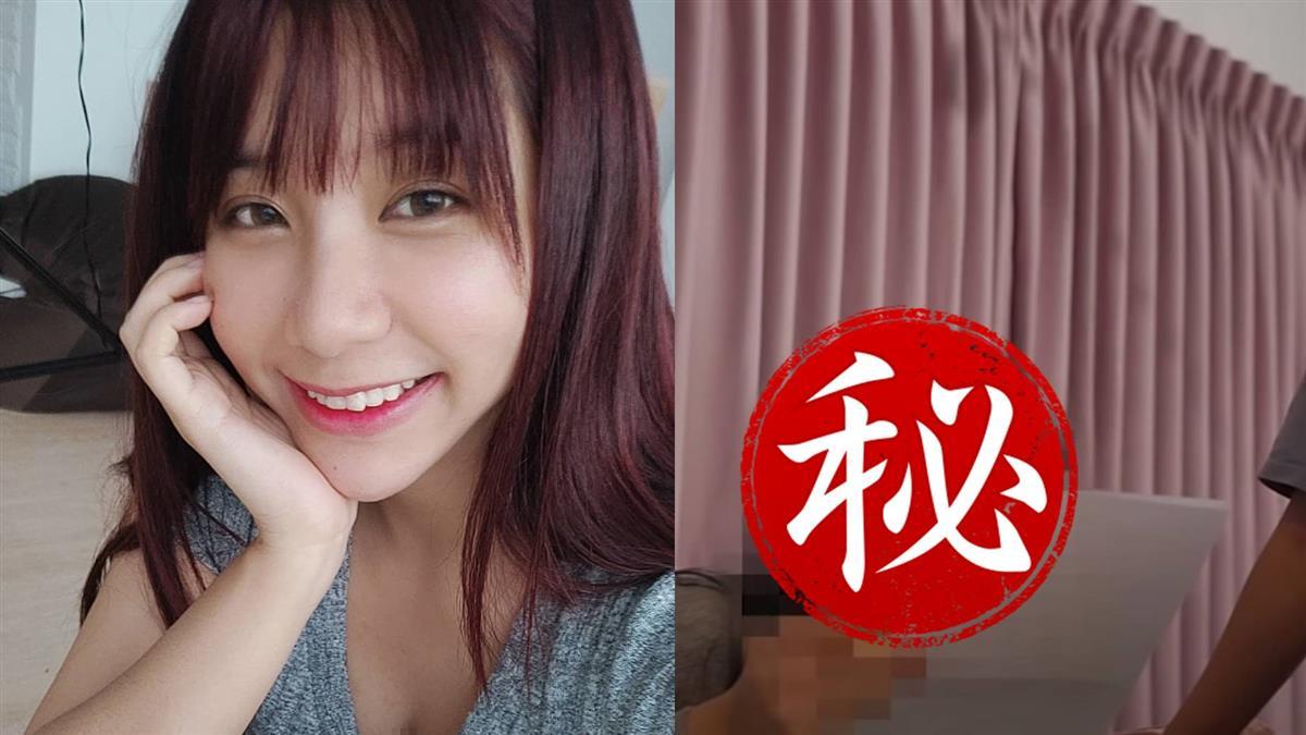 吳夢夢表妹一起拍18禁片 超美正面照瘋傳