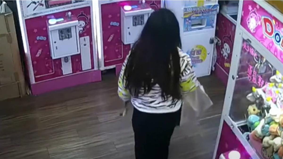 「櫃姐」竊公館商圈、月偷3次 警靠「遠端電眼」竊賊