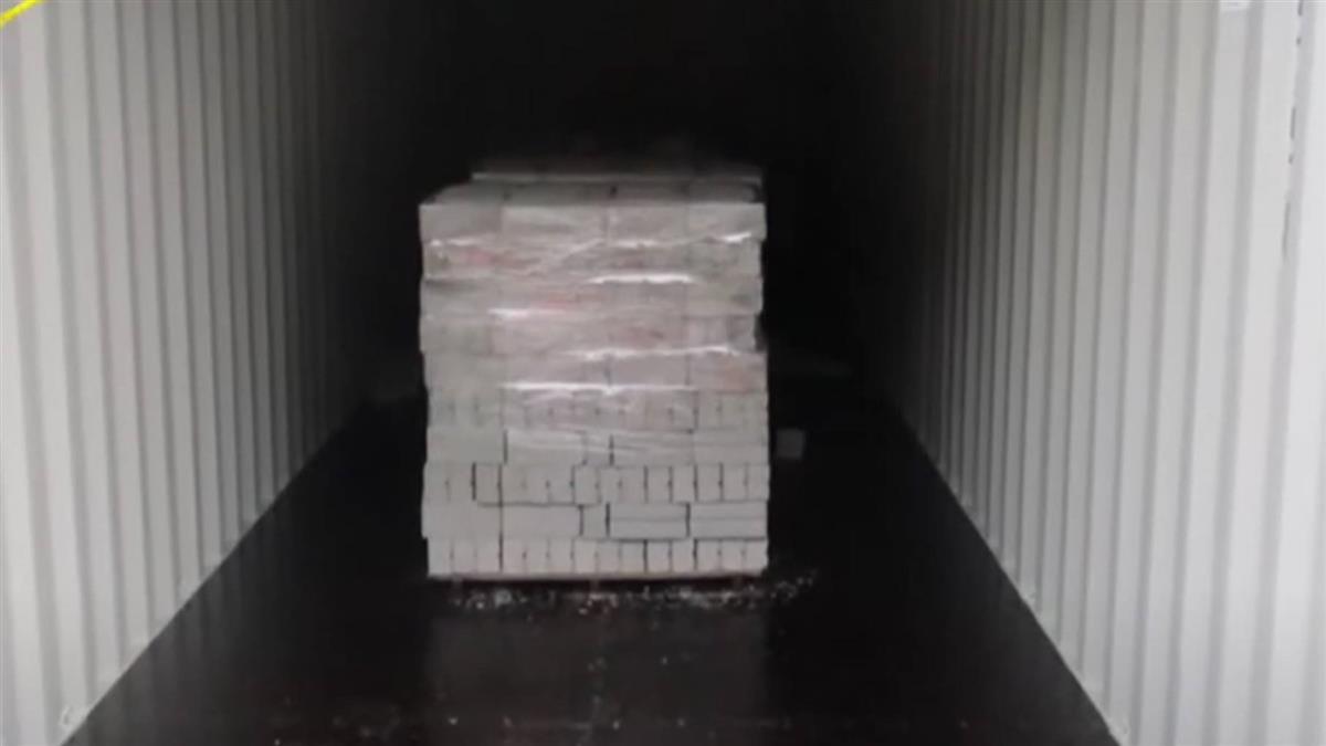 男砸6千萬買防疫手套 部分貨櫃是磚塊、控遭詐騙