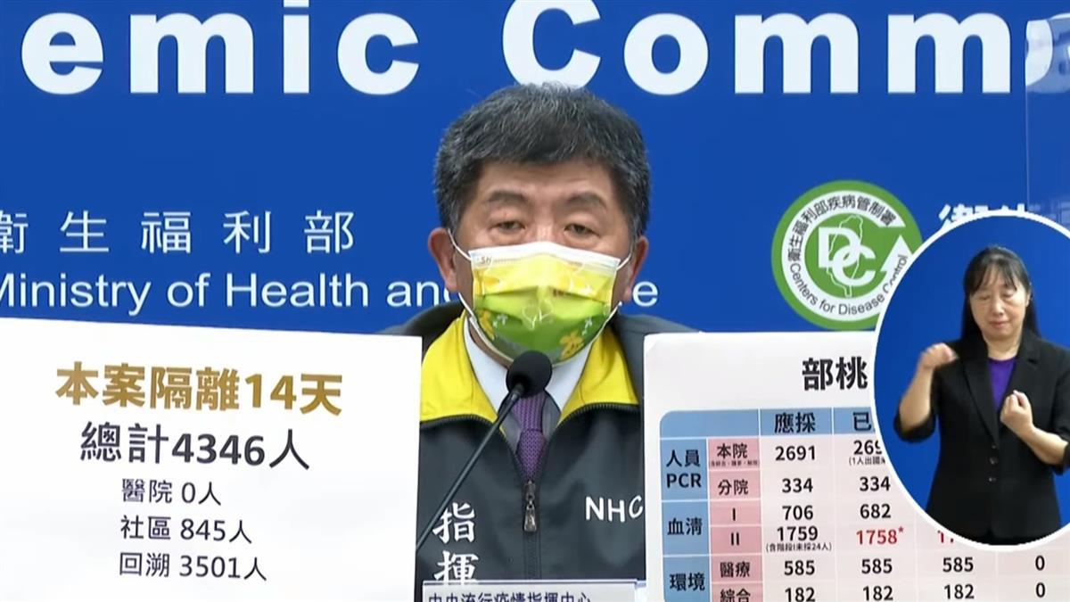 越南增1例台灣輸出個案 陳時中:當本土病例做疫調