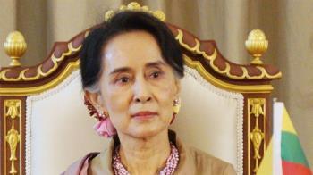 緬甸軍方派裝甲車鎮壓示威 翁山蘇姬續押至17日