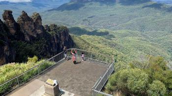 農曆新年澳洲藍山景區亞洲遊客人龍不再,當地居民稱「鬆一口氣」