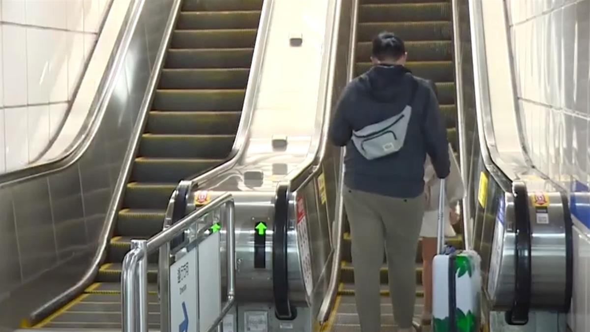 獨/賣場手扶梯速有國際規範 依坡度、流量不同改設定