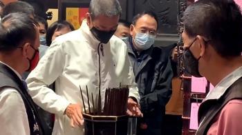 2宮廟抽中同支國運籤 新港奉天宮:媽祖說4月後疫情會漸消失