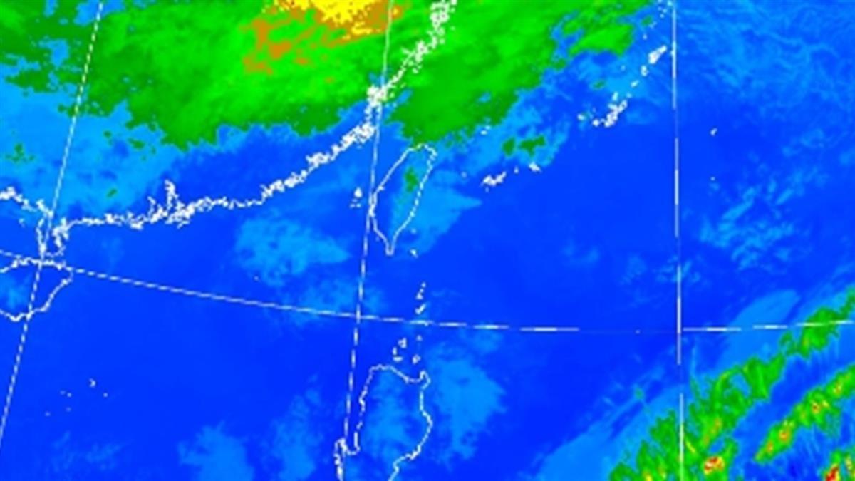 快訊/今年第一號颱風「杜鵑」恐生成 影響台灣時間出爐