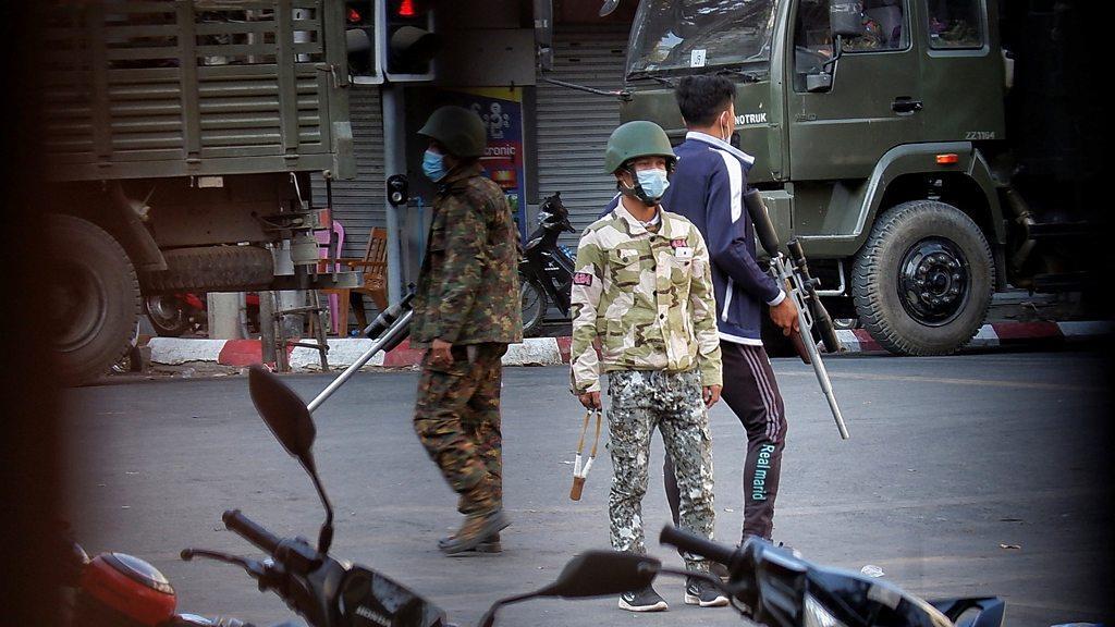 緬甸政變:緬甸城市密支那傳出槍聲 全國網絡封鎖至少8小時