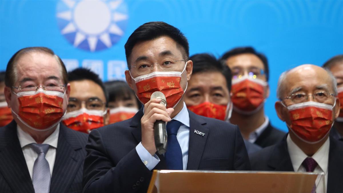 立院將啟動修憲 江啟臣:反對變更國名或國家定位