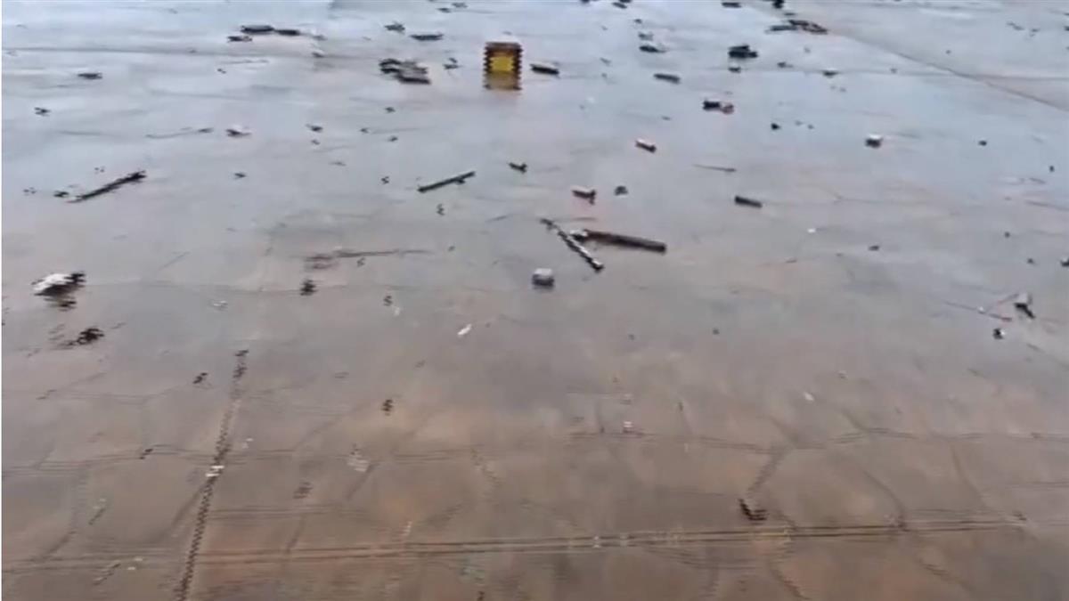 年節狂放鞭炮煙火!景點堆滿垃圾 清潔人員:清不完