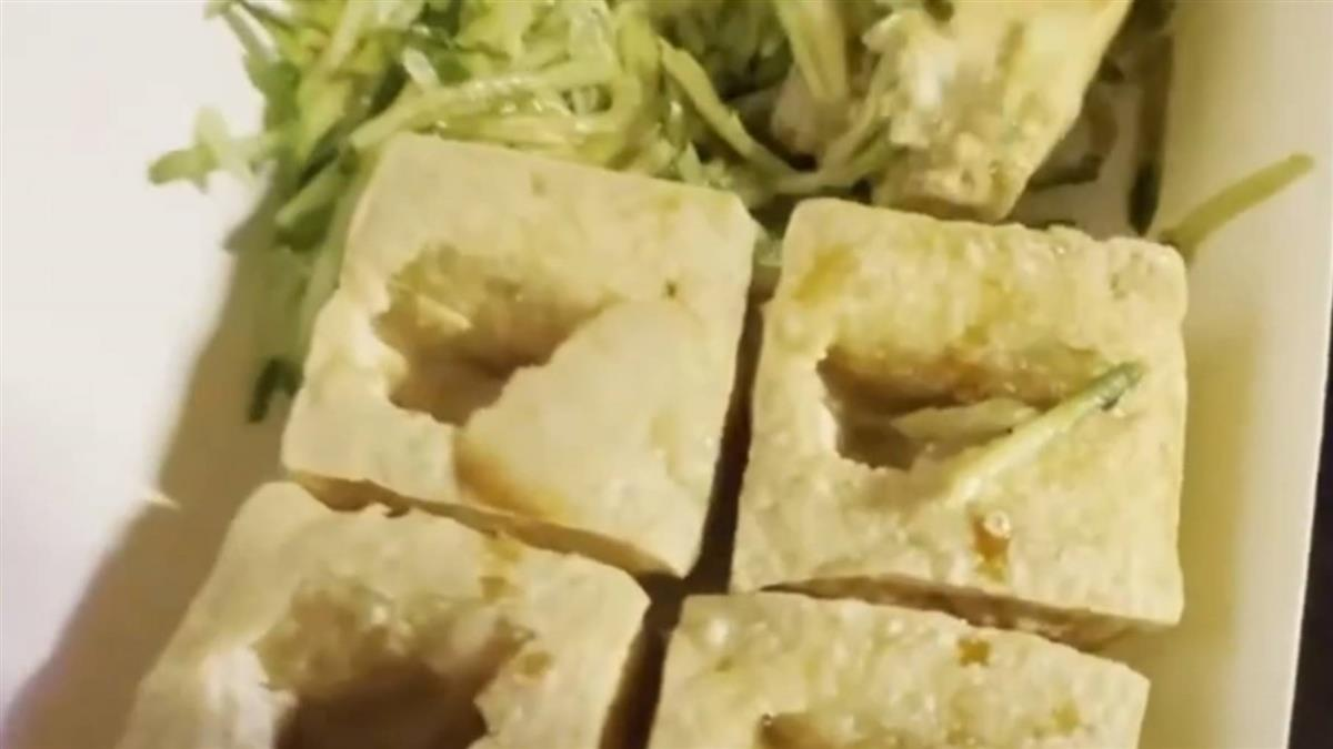 超夯限量臭豆腐!草屯夜市周賣3天 當地人瘋傳