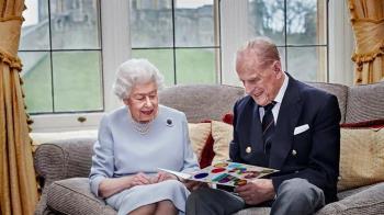 99歲菲立普親王爆住院 英國皇室證實
