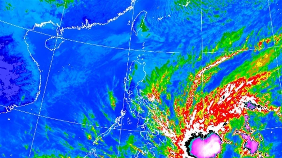 快訊/杜鵑颱風生成 最新路徑出爐