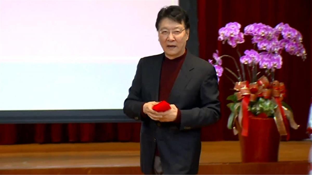 趙少康任國民黨中評委違法? NCC不排除調查