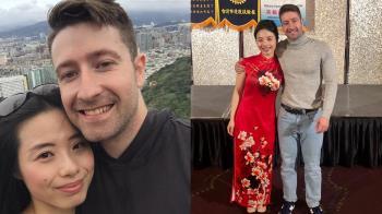 認識6天閃婚丹麥男!網紅遭酸「台女不意外」 氣炸貼千字文回擊