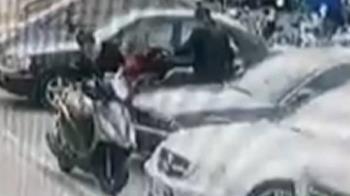 獨/重機停「車格內」遭亂移 騎士怒控:守法錯了嗎