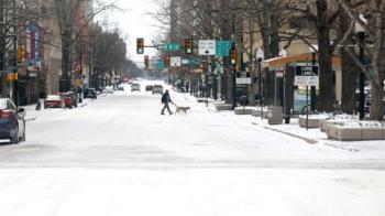美國德州大停電:「我穿上了北極禦寒服睡覺」