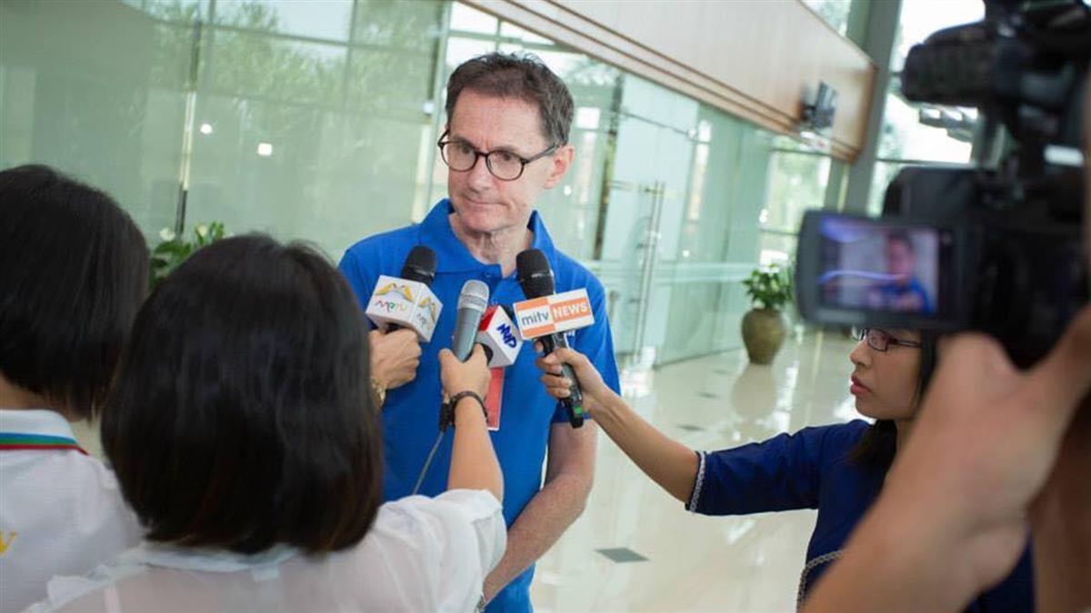 澳前駐緬大使:軍方恐贏得選舉 民反中需客觀審視