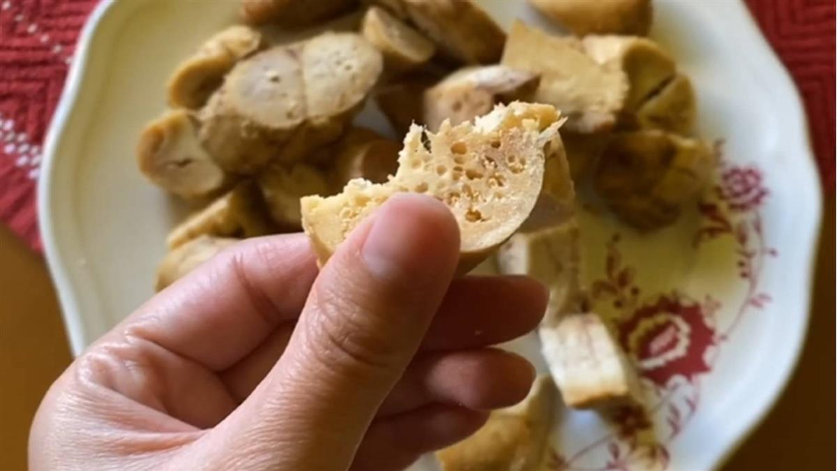 獨/ 過年買「福氣魚卵」疑買到假貨 民眾:口感像素食料理