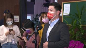 稱陳柏惟賺紅錢被判拘役   詹江村:不會上訴