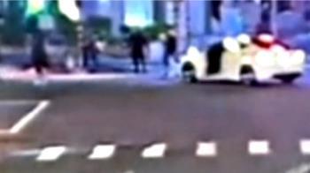 2男疑遇轎車闖紅燈 嗆聲引嫌犯不滿當街砍