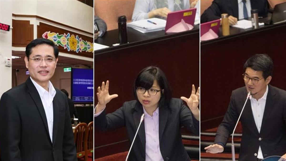 綠委跑票懲處案 民進黨中評會25日再議